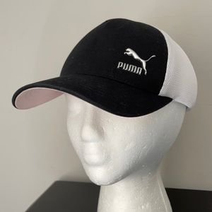 Puma girls baseball hat